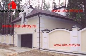 Проект гаража 119 М²