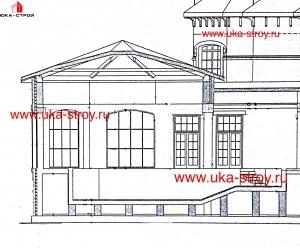 Проект бассей площадью 199 м²