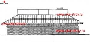 Проект бассей площадью 156 м²