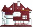Проект кирпичного дома 347.5 М²